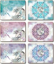 Country Kitchen MYSTICAL SPIRIT Cork Backed Placemats or Coasters Set 6 NEW C...