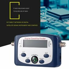 SF-95DR Digital Satellite Signal Meter Finder Directv Dish with Compass FAT NL