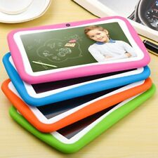 "7"" LCD Tablet For Kids Silicone 512MB 8G Quad Core Android Tablet RK3126 Lot LP"