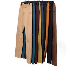 Autumn and winter casual pants Cotton Men's trousers Straight pants Multi color
