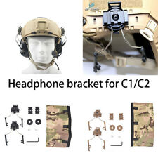 Tactical zPeltor Comtac Helmet Rail Adapter Headphone Stand For COMTAC Headsets