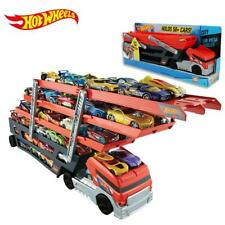Hot Wheels Heavy Transport Vehicles Hotwheels Layer Small Car Transporter Truck