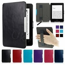 Ultra Slim Magnetic Leather Case Cover For Amazon Kindle 6 Kindle Paperwhite 123