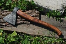 Hand Forged Viking Axe High Carbon Steel Hand made (axe-5)