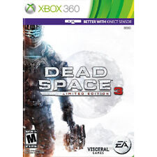 Dead Space 3 Limited Edition Brand New Factory Sealed Xbox 360 SHIP FREE FAST