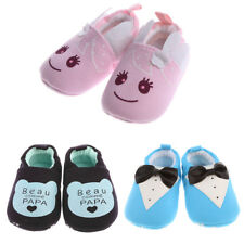 0-1Y Newborn Infant Toddler Baby Boy Girl Soft Sole Crib Shoes Sneaker Gift