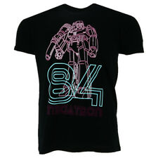 Transformers Megatron Neon 84 Black T-shirt Official Licensed Movie