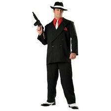 GANGSTER Costume - Adult Cos InCharacter Adult Men's Party Halloween New