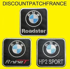 BMW R Nine T, hp2 sport, roadster. Patch écusson aufnäher embroidered patches.