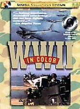 WWII: In Color (DVD, 1998)