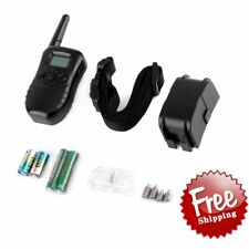 600/1000 Yard Dog Shock Training Collar  Rechargeable Control Col BR