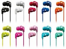 JVC HA-FX19 In-Ear Headphones 10 Color Variations NEW from Japan
