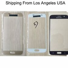 Front Outer Touch Screen Glass Lens Replacement For Samsung Galaxy S7 G930 New