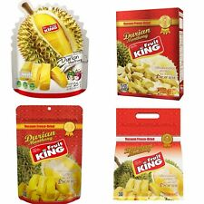 Fruit King Thai Premium Quality Freeze-Dried Monthong Durian (Gold Package)