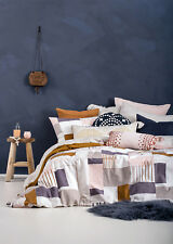 Soho Quilt Cover Duvet Doona Set by Bambury | on-trend contemporary colours