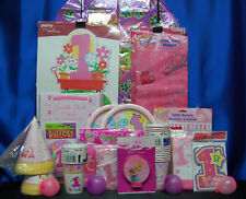 1st Birthday Princess Party Set # 22 1st Birthday Girl Party Supplies Favors