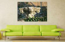 Canvas Poster Wall Art Print Decor Antique Roman Greece Ivy Ancient