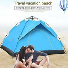 Desert Camel Automatic Tent Single-layer Outdoor Camping Tent For 2 Person LN