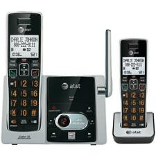 At&t Cordless Answering System With Caller Id And Call Waiting (4-handset System