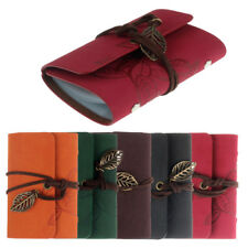 Fashion Women Men Practical Leather Business Credit ID Card Holder Case Wallet