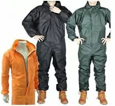 Conjoined Motorcycle Rain Suit Raincoat Overalls Waterproof Men Woman Unisex