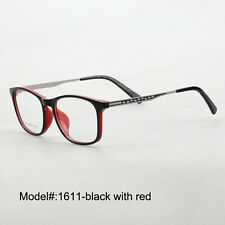 51eyeglasses 1611 full rim TR frame with metal temple sunglasses Clip on  frame
