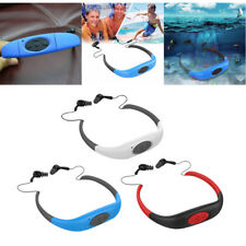 Waterproof Headset MP3 Player FM Radio Swimming Surfing Diving Headphone Quality