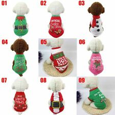 Pet Dog Cat Coat Jacket Winter Clothes Puppy Sweater Clothing Coat Apparel Cute
