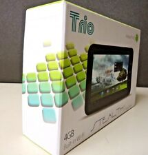 """TRIO STEALTH Pro 7"""" 1.2GHz 512MB 4GB Touch Screen Tablet Android 4.0 WIFI Webcam"""