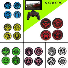 4x Analog Joystick Thumb Stick Grips Cap Cover For PS4 Xbox One Controller