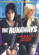 The Runaways (DVD, 2010). Watched Once & In Great Condition.