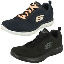 Skechers Ladies Trainers - Break Free 12757