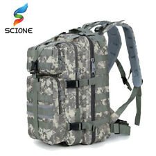 Hot Military Tactical Assault Pack Backpack Army Molle Waterproof Bug Out Bag