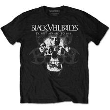OFFICIAL LICENSED - BLACK VEIL BRIDES - I'M NOT AFRAID TO DIE T SHIRT BIERSACK