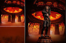 LIMITED TIME-POSTER BACKDROP~PREDATOR 2~SHIP DOME FOR 1/4 & 1/6 FIGURES STATUES