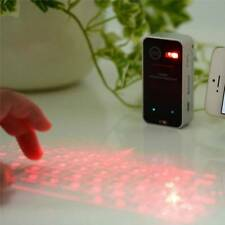 Virtual Laser Projection Keyboard Bluetooth Wireless Touchpad For Smartphone PC