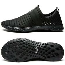 Breathable Mens Shoes Summer Slip On Beach Shoes Flat women Walking Water Shoes