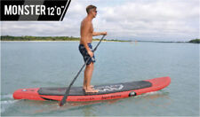 "Aqua Marina Fusion 10'10"" BT-18FUP Inflatable Surfboard Sport Stand up Paddle"