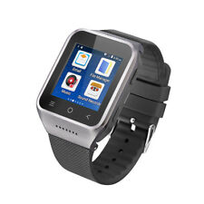 2017 New S8 Bluetooth GPS Touch Screen Smart Watch Phone Android 4.4 Wifi 3G Sim