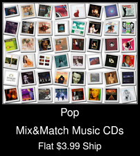 Pop(33) - Mix&Match Music CDs - $3.99 flat ship
