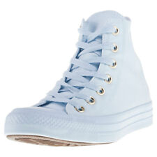 Converse Chuck Taylor All Star Hi Womens Trainers Pastel Blue New Shoes