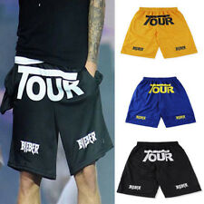 Men Bodybuilding Fitness Shorts Gym Running Workout Short Pants Jogging Trousers