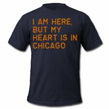 I Am Here Chicago Hoody Clothing Apparel Shirts Men's T-Shirt by American