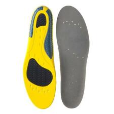 1 Pair Soft Shock Absorption Sports Insoles Memory Foam Athletic Shoes Pads