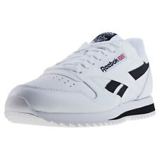 Reebok Classic Ripple Low Bp Mens Trainers White Black New Shoes