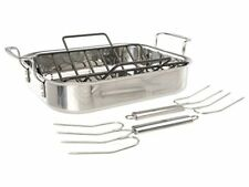 Calphalon Tri-Ply Stainless Steel Cookware Set