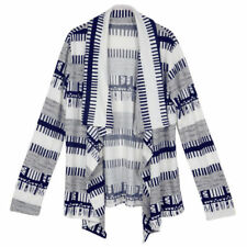 US Women Irregular Tops Casual Hot Sweaters Long Sleeve Cardigan Top Blouse