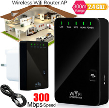300 Mbps Wireless Wifi Router AP Repeater Extender Booster  Bridge SKY WPS Nvg