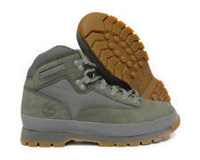 [TB0A11V8] TIMBERLAND EUROHIKER GREY MENS BOOTS SIZE 10