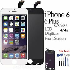 Assembly LCD Digitizer Screen Replacement +Tools for iPhone 4S 5 5S 6 6s Plus A1